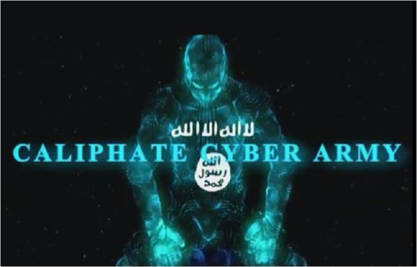 isis hackers caliphate cyber army cca