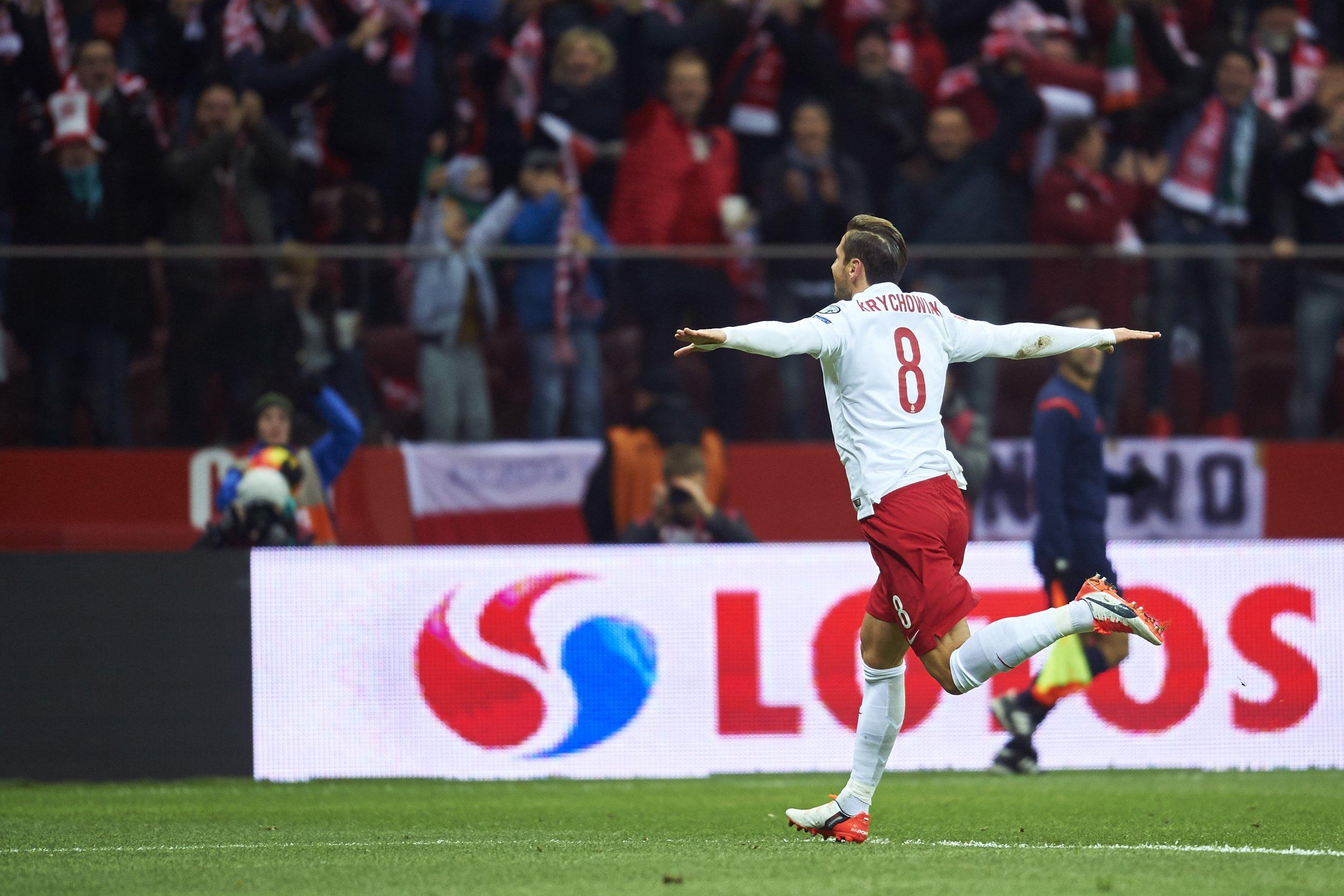 Grzegorz Krychowiak is a reported Arsenal transfer target