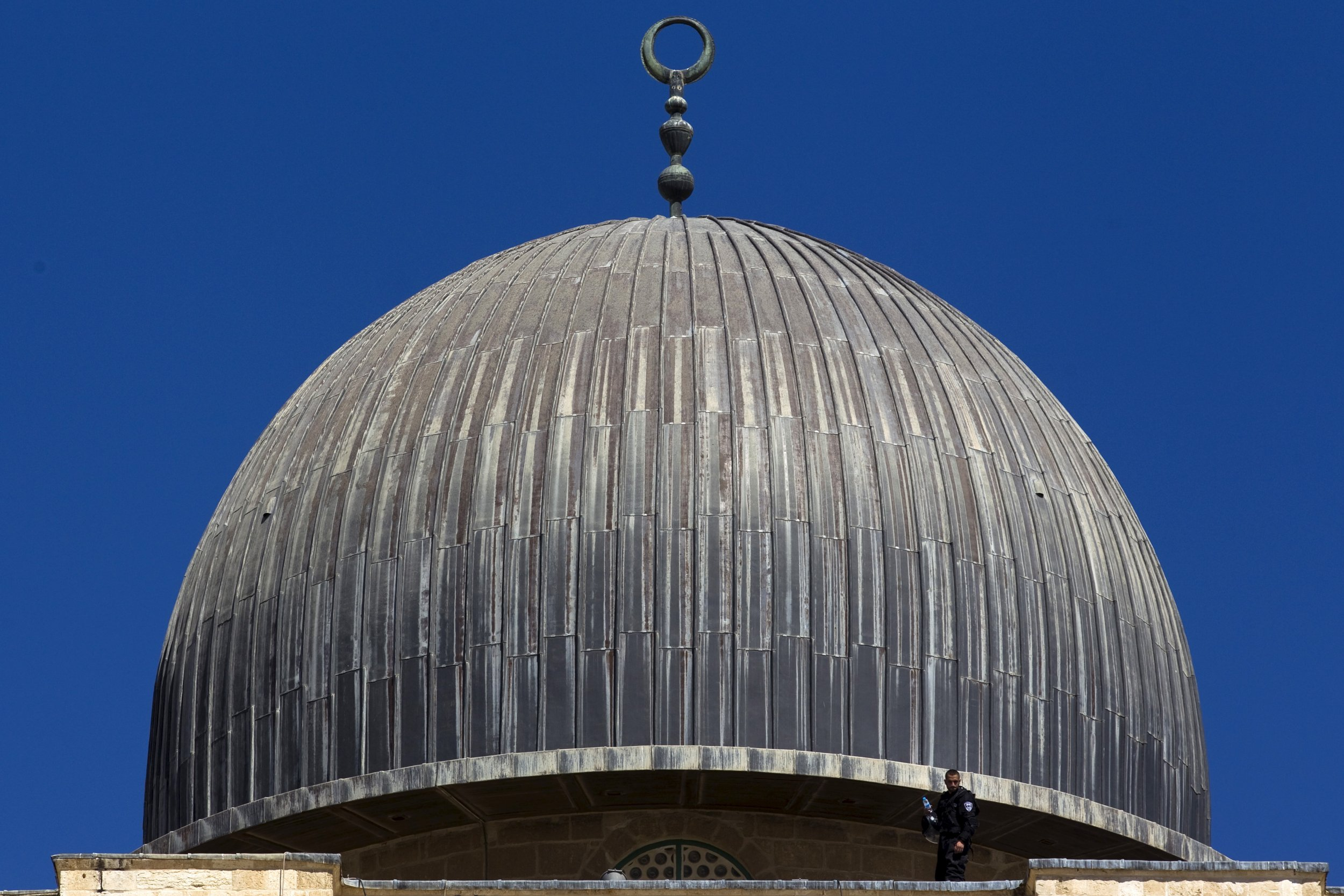 Israel Mosque Muslims Jerusalem