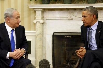 Netanyahu Obama Israel US Middle East