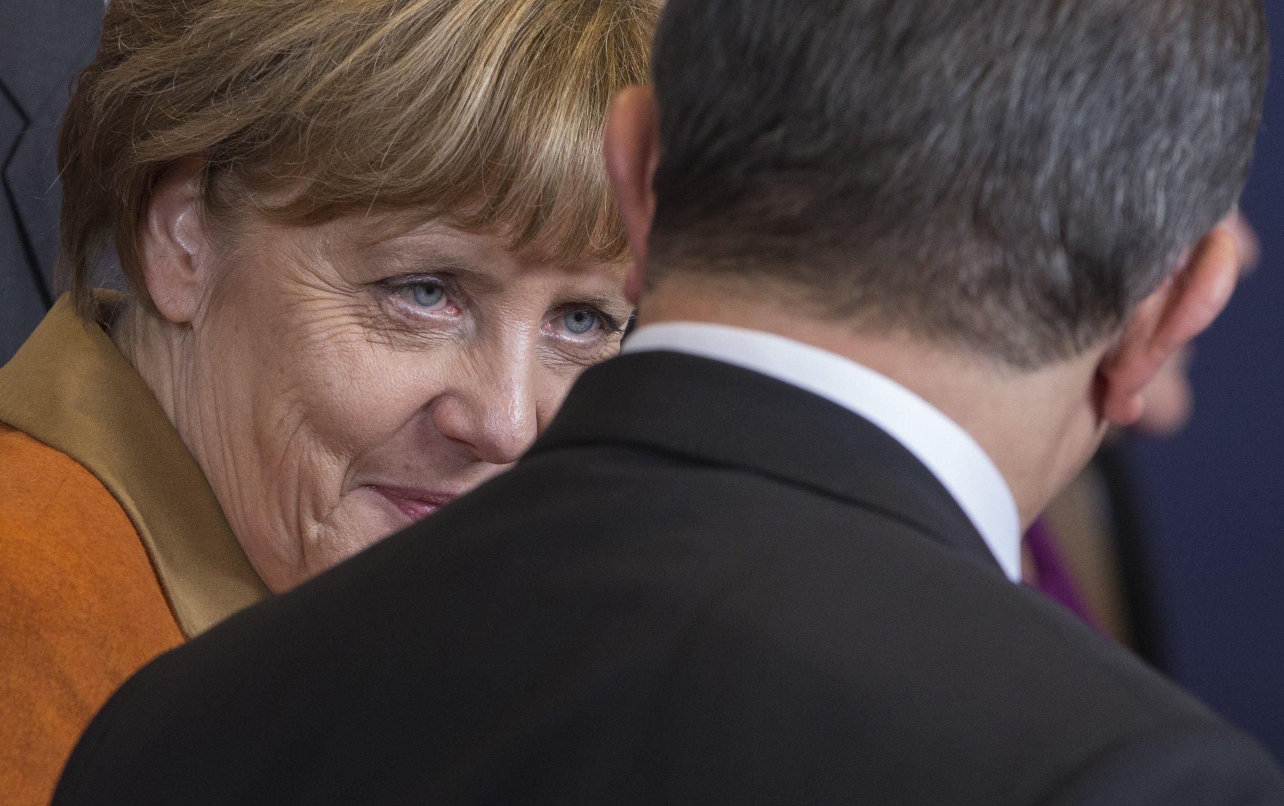Merkel Turkey EU Deal Refugee Crisis