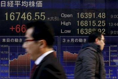 Japan China Stock market