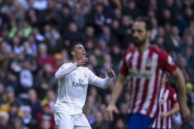 Cristiano Ronaldo may be staying at Real Madrid.