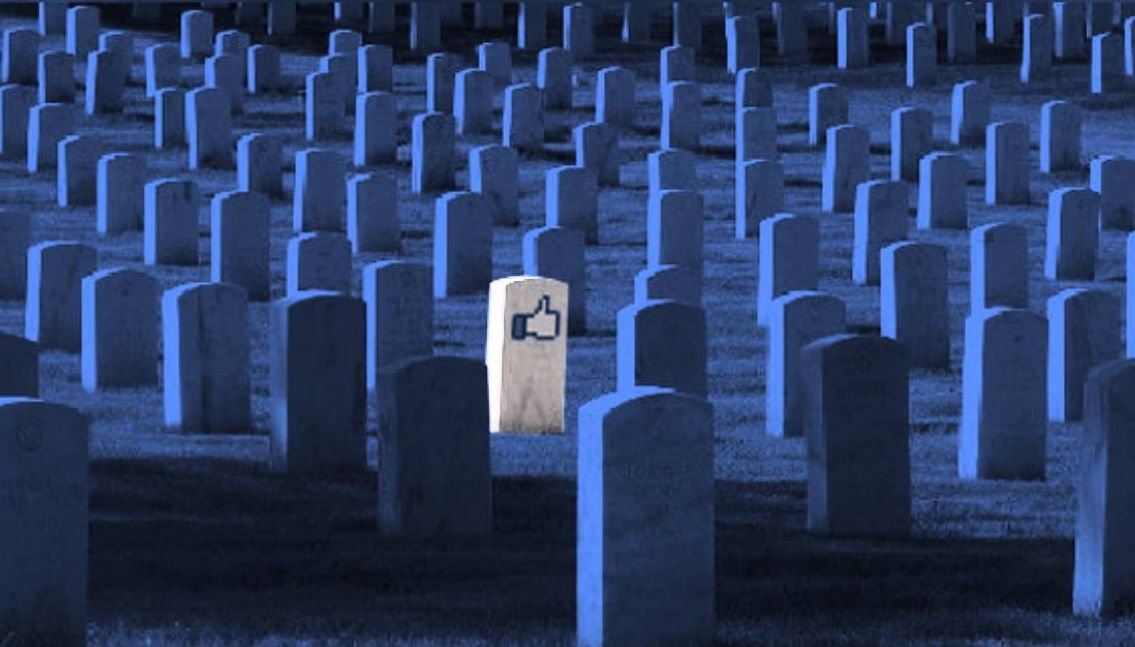 facebook death memorialized accounts digital legacy
