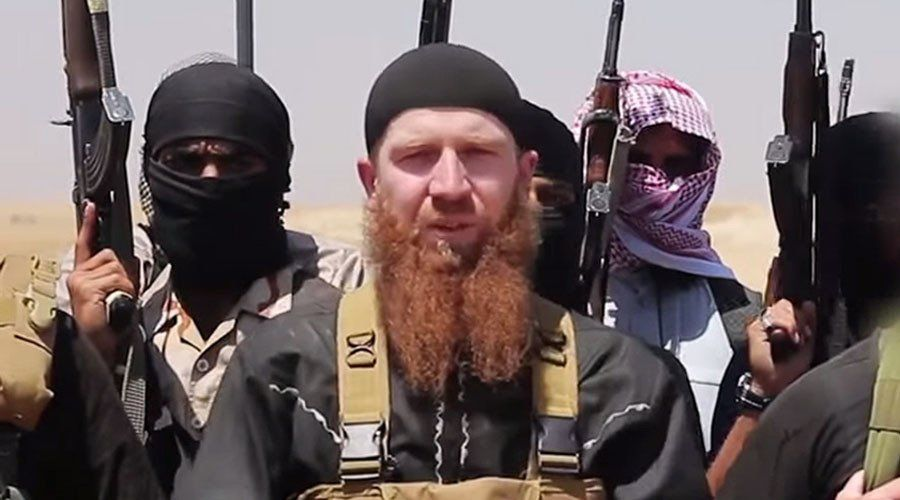 Omar Al-Shishani ISIS Syria
