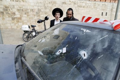 Israel Palestinians Middle East Arabs Jews