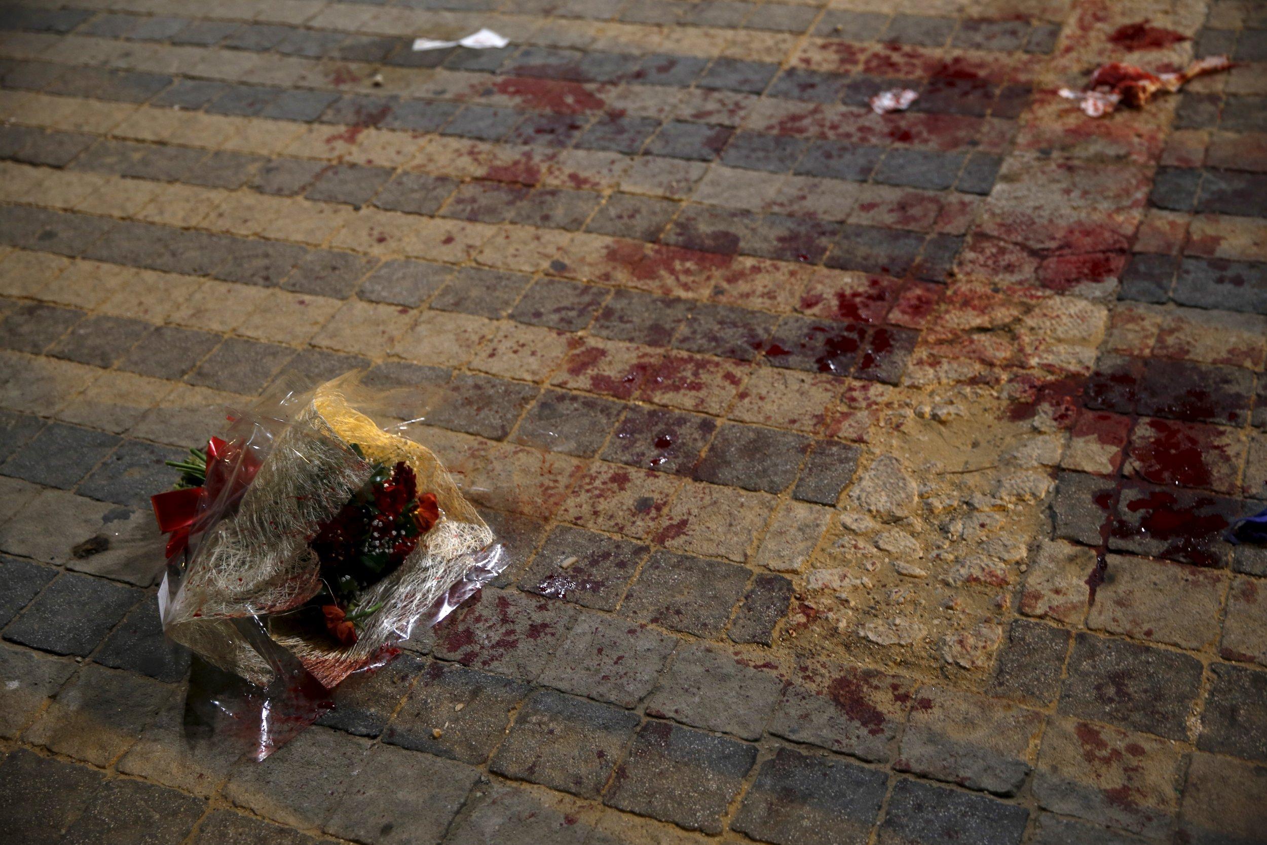 Israel Palestinians Middle East Stabbing Shooting