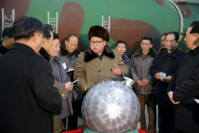 north korea nuclear warhead_0309_01