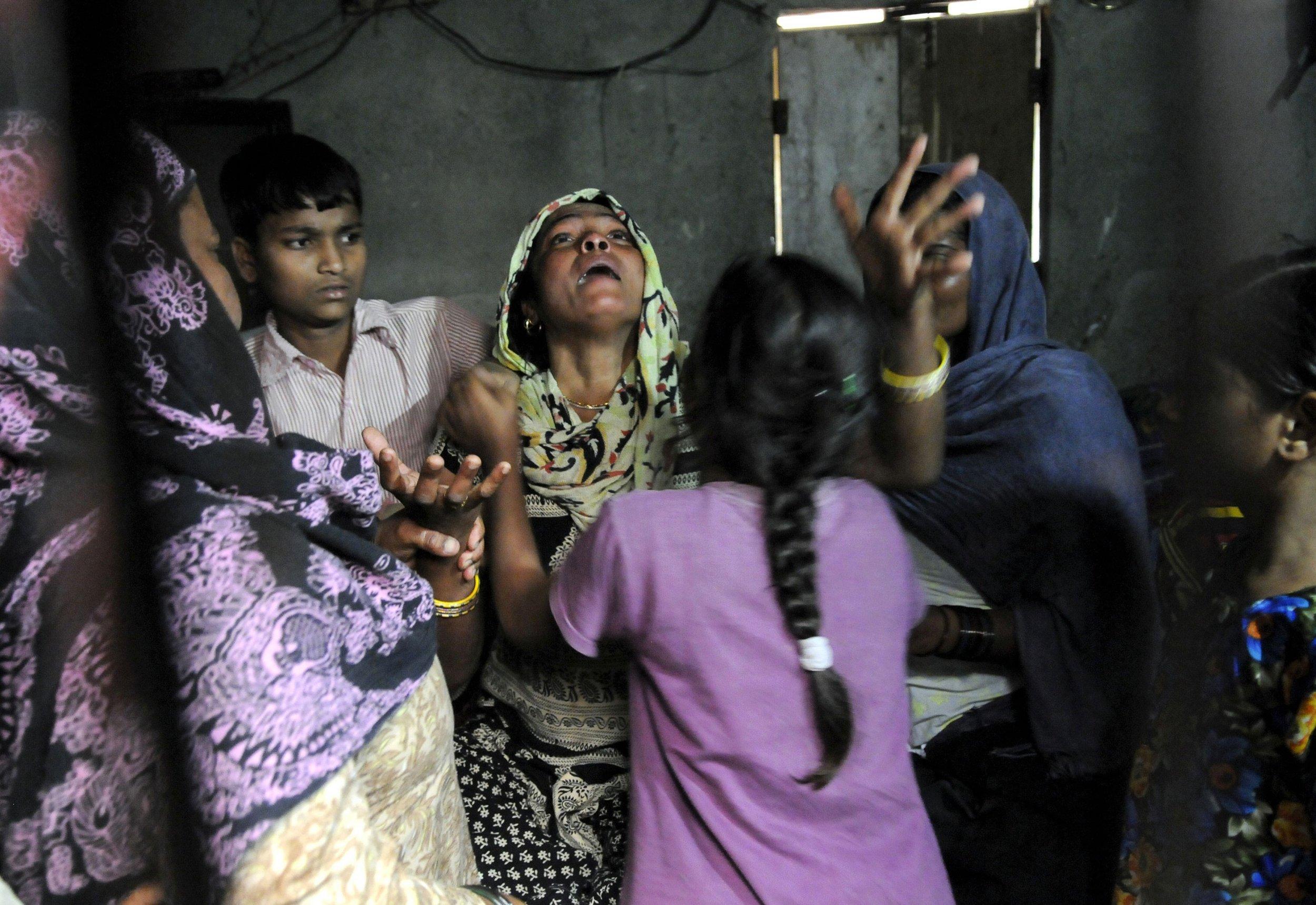 India Sex Crime Women