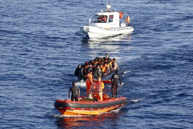 Five drown trying to reach Greece from Turkey