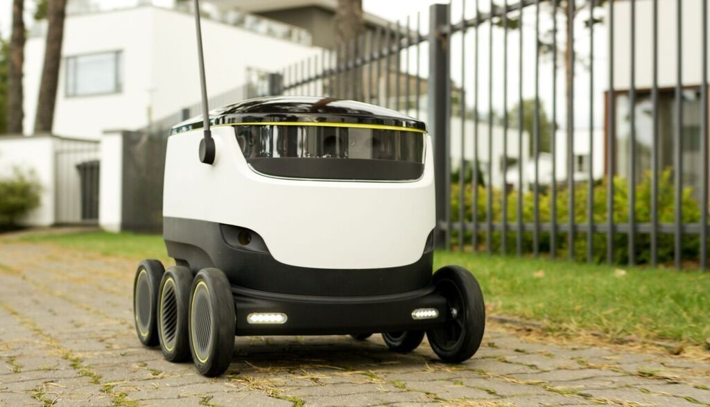 robot deliveries self-driving automated starship technologies