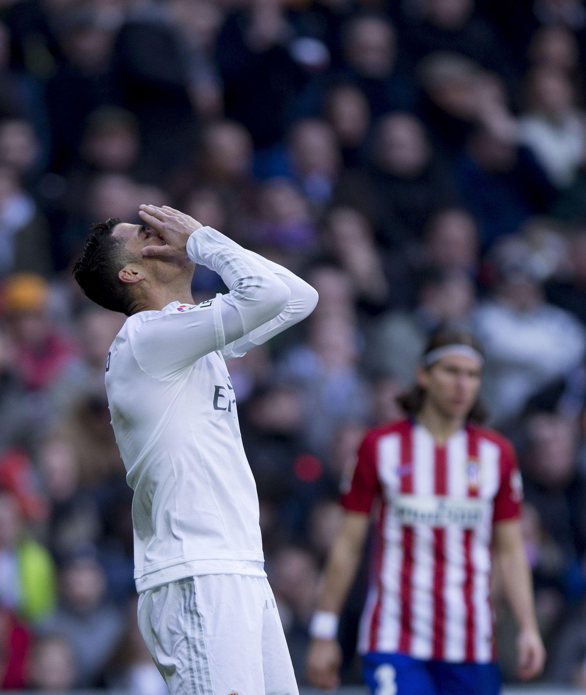 Cristiano Ronaldo's future at Real Madrid appears uncertain.