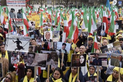 Iran Executions Middle East