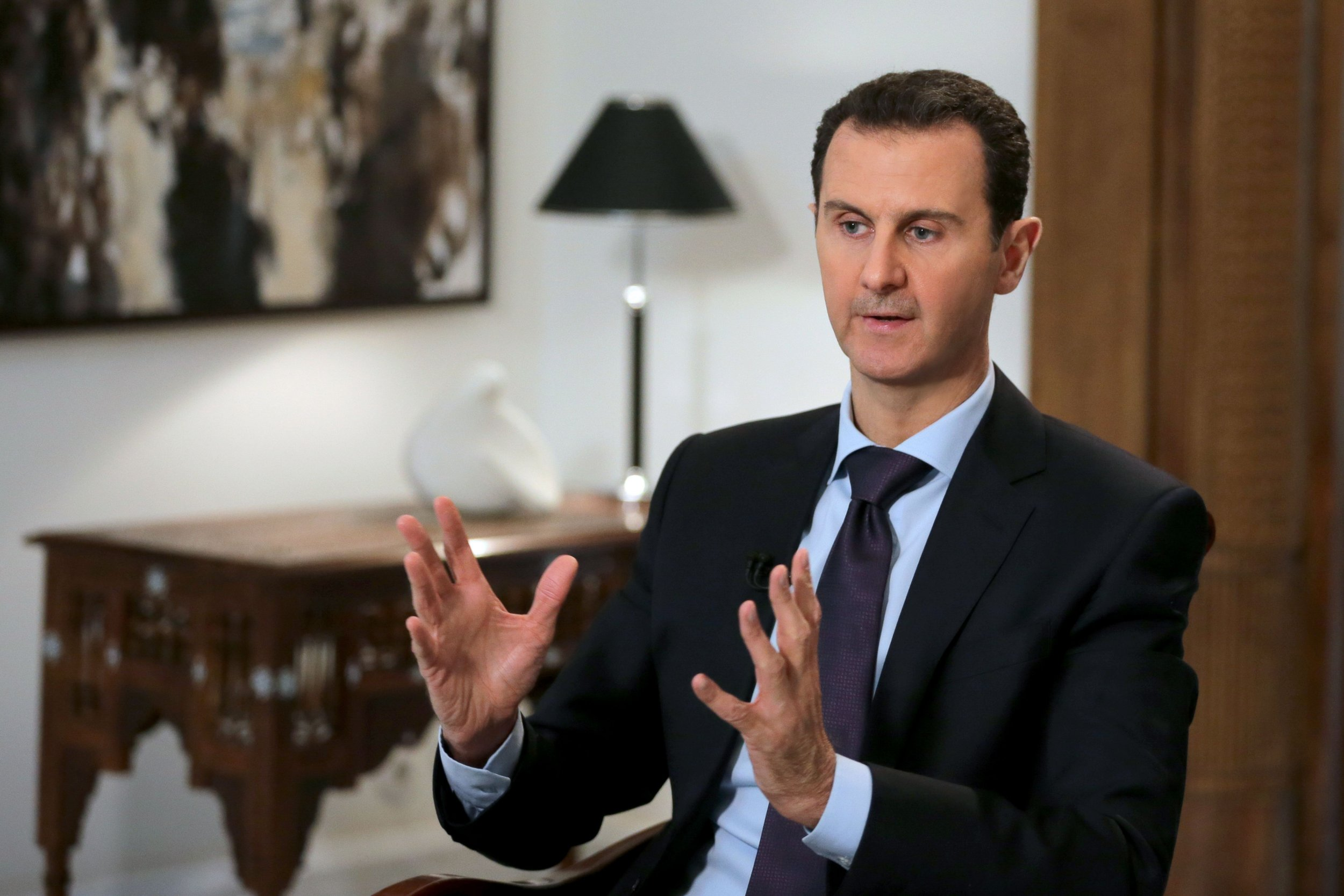 Syria Assad Election