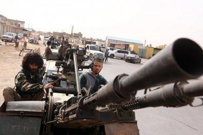 ISIS Sabratha Libya Middle East