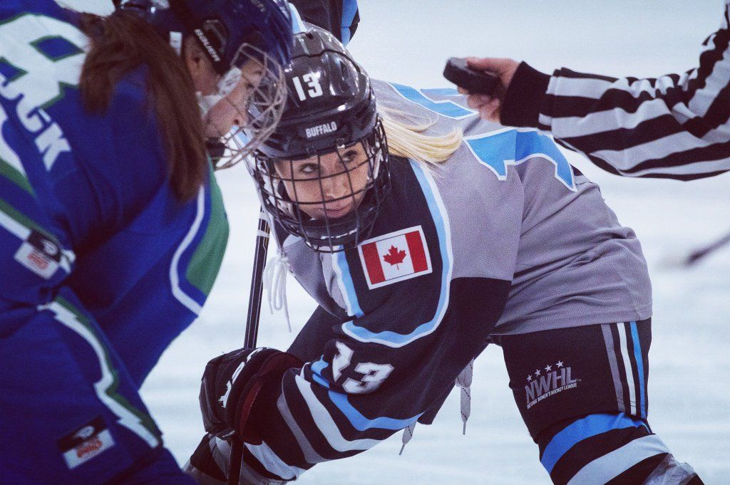 Tune In To The First Women S Hockey League Championship This Weekend