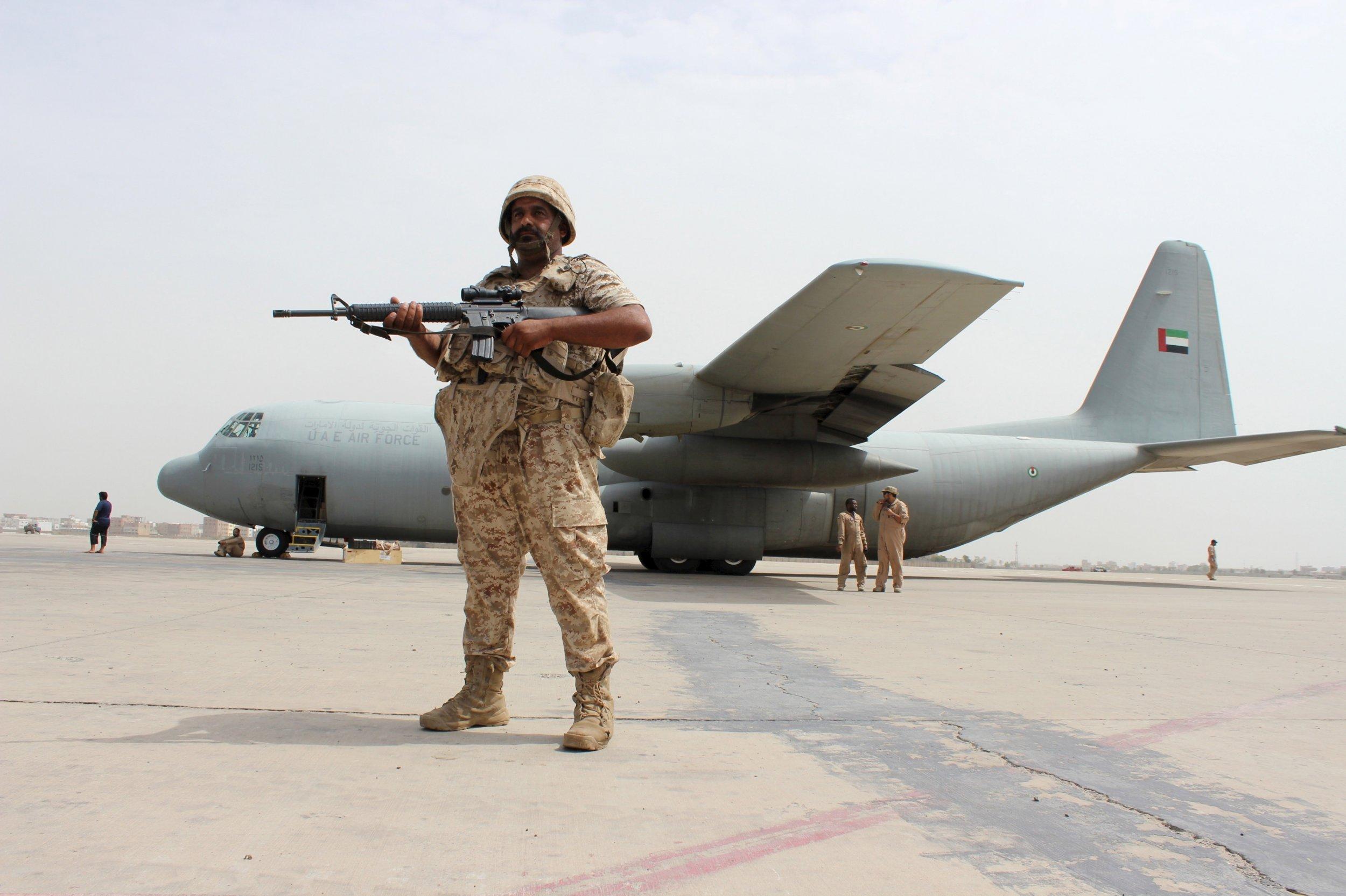 Yemen UAE Saudi Coalition