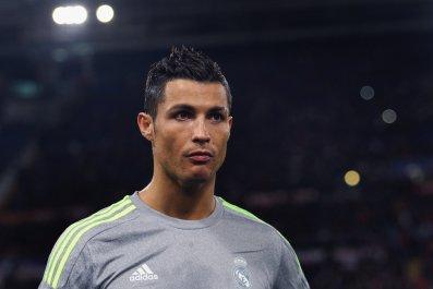 Cristiano Ronaldo is an ambassador for Save the Children.