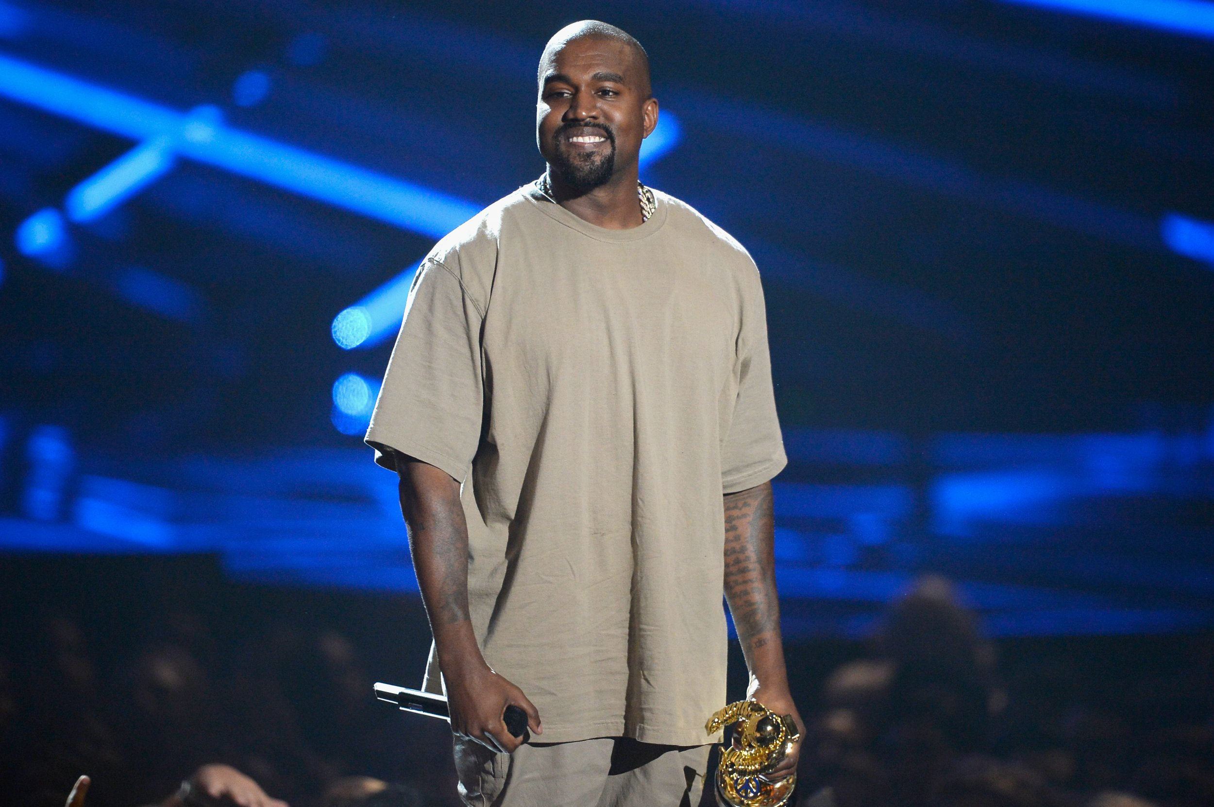 eb11d91b56ad GettyImages-486015768 (1) Kanye West speaks onstage during ...