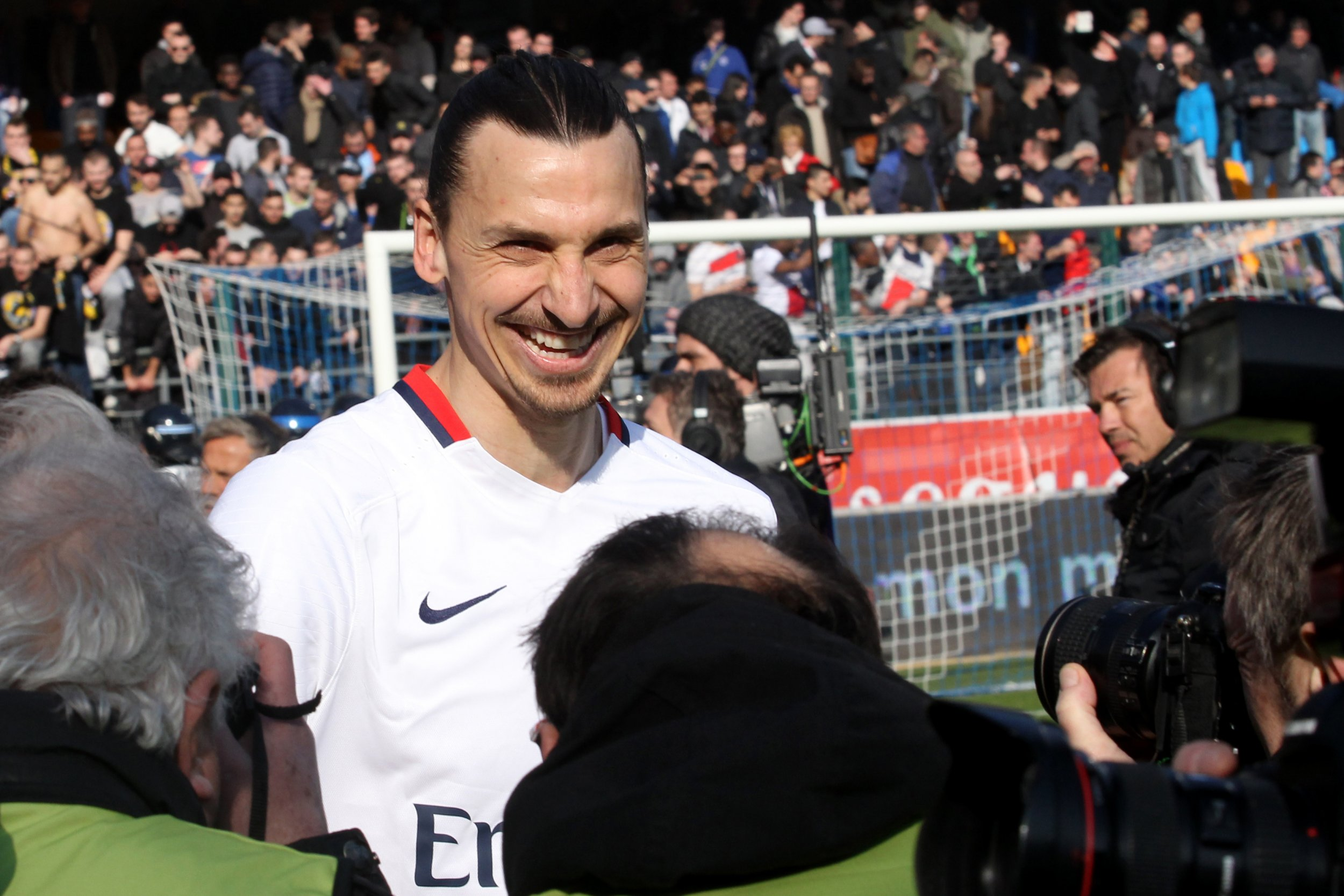 Zlatan Ibrahimovic has confirmed he will leave Paris Saint-Germain this summer.
