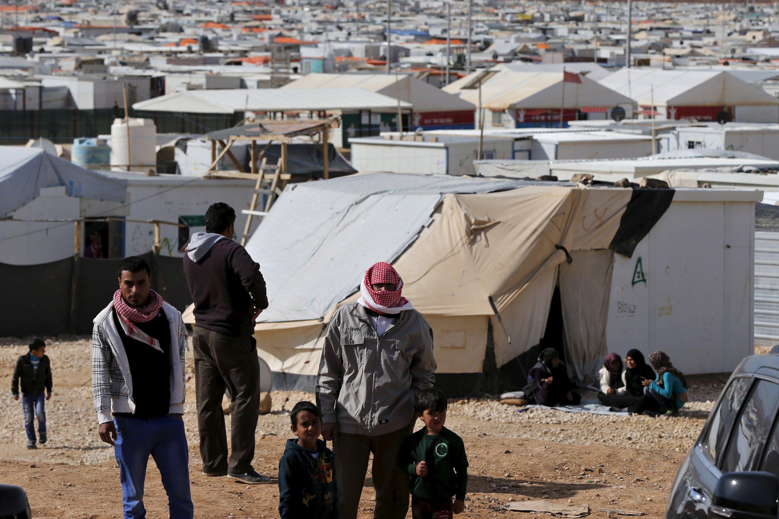 3-14-16 Zataari refugee camp