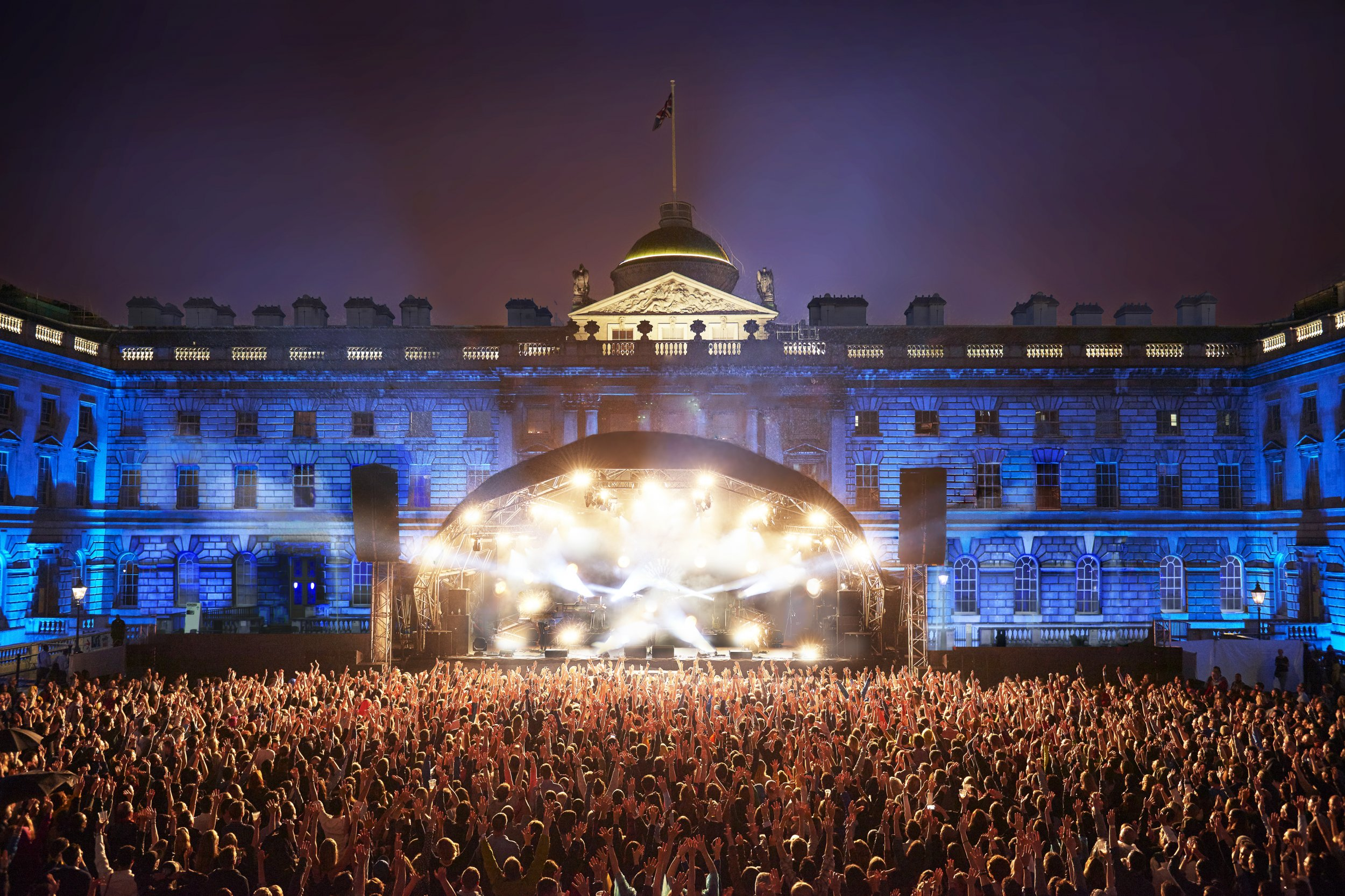 Somerset House - by James Bryant for Somerset House
