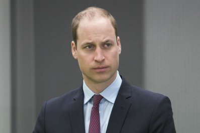 Prince William visits London Gateway