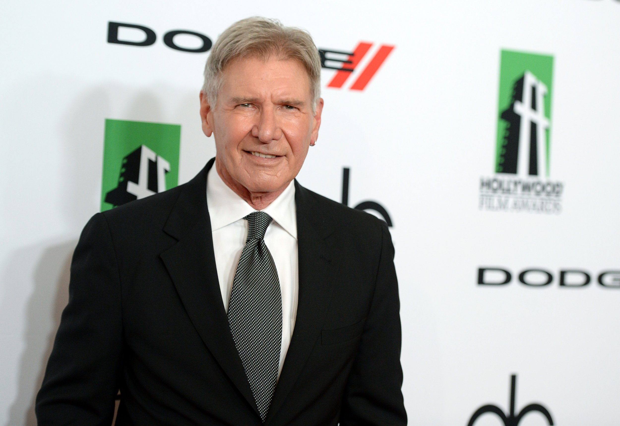 Harrison Ford at Hollywood Film Awards