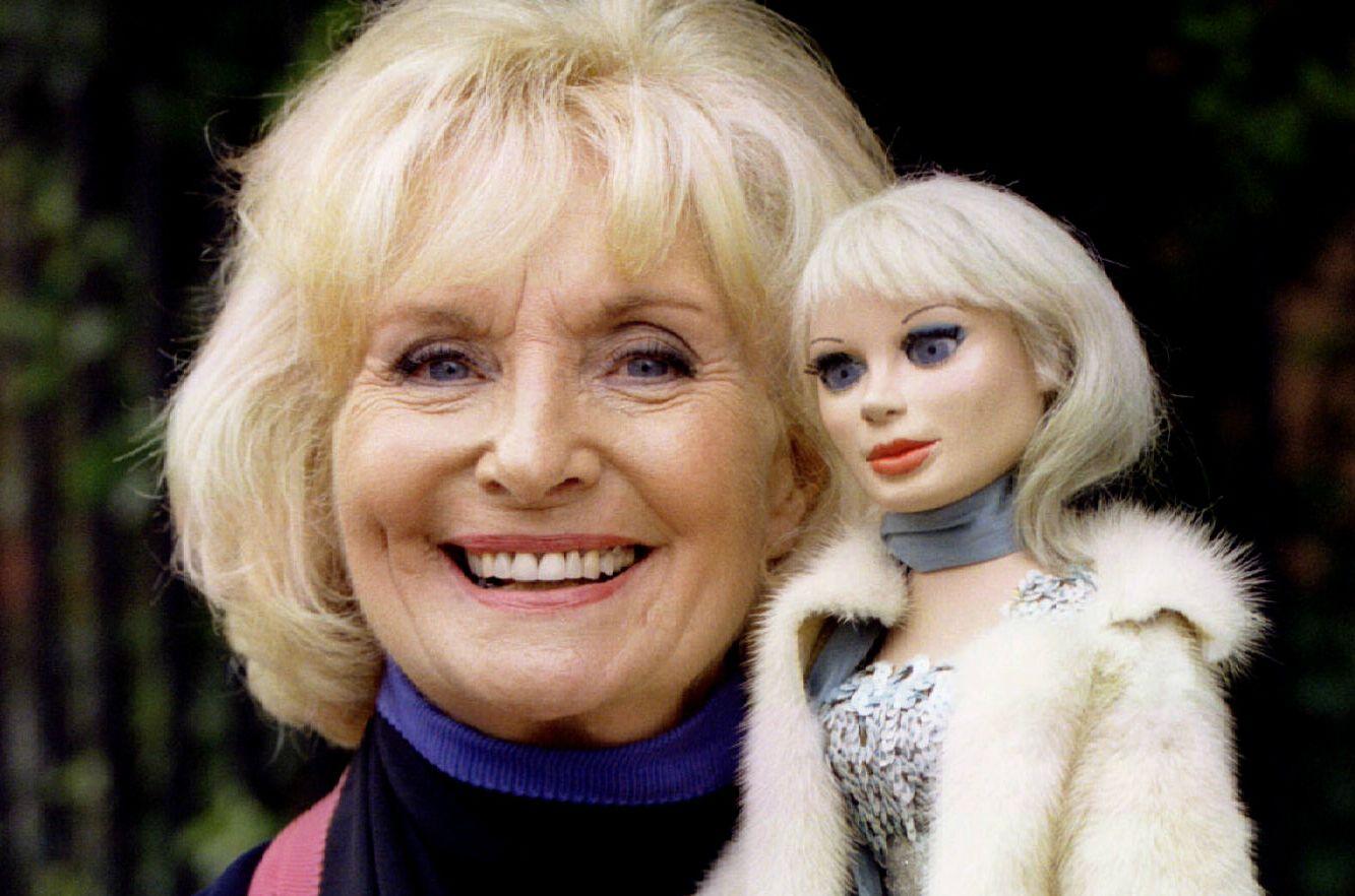 Lady Penelope voice Sylvia Anderson
