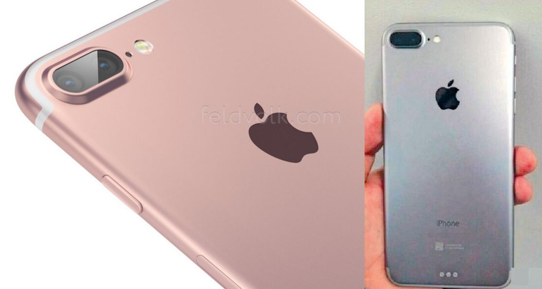 iphone 7 camera apple rumors leaks