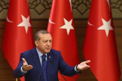 Erdogan Turkey PKK Middle East