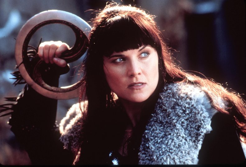 Xena Warrior Princess - Lucy Lawless