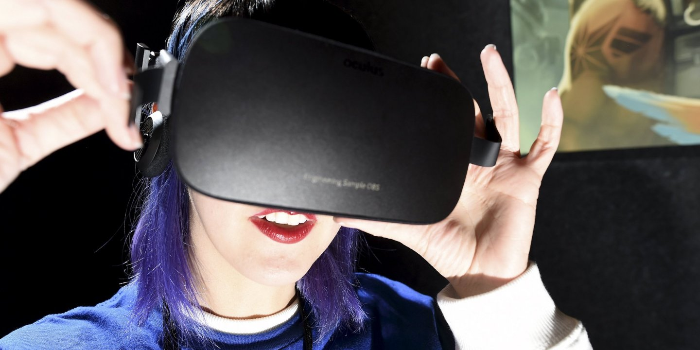 Oculus Rift is thinking about the casual gamer, too
