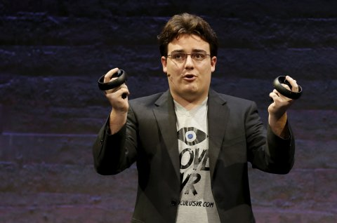 Oculus Founder Palmer Luckey