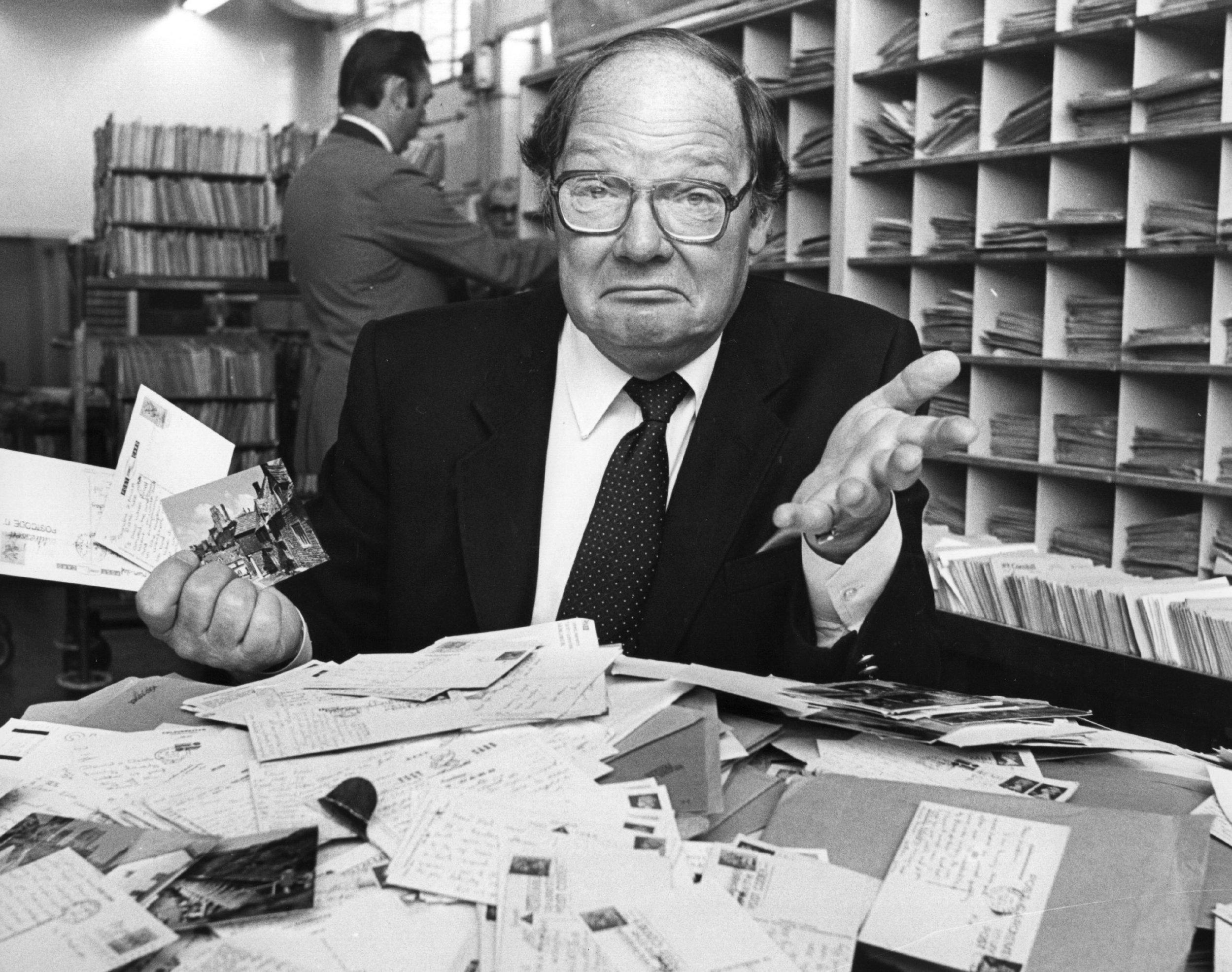 BBC star Cliff Michelmore dead at 96