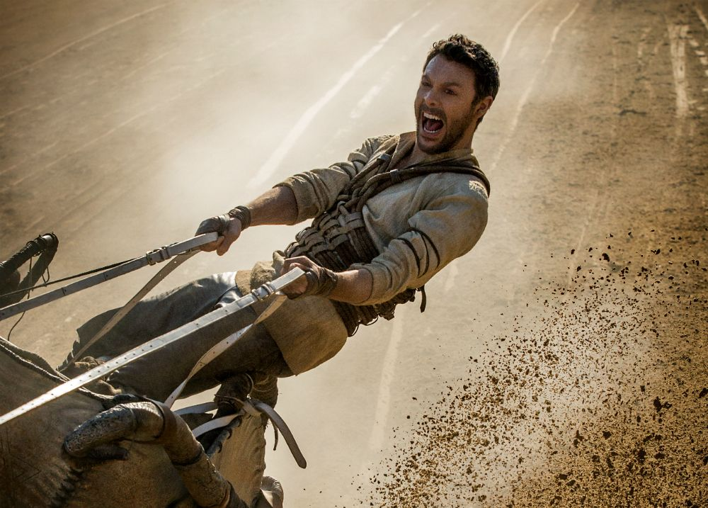 Ben-Hur starring Jack Huston