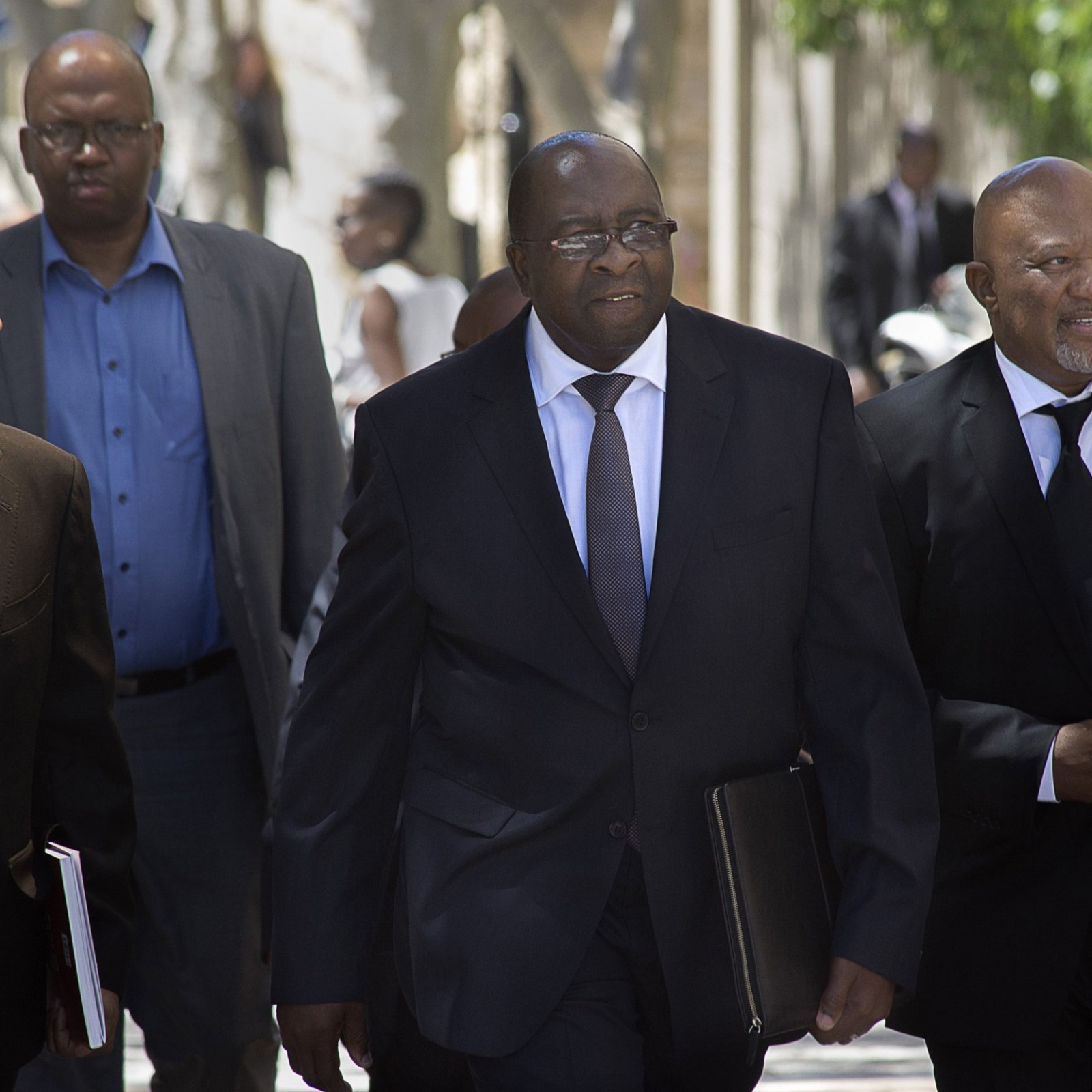 South Africa Zuma S Friends Offered Finance Ministry Job