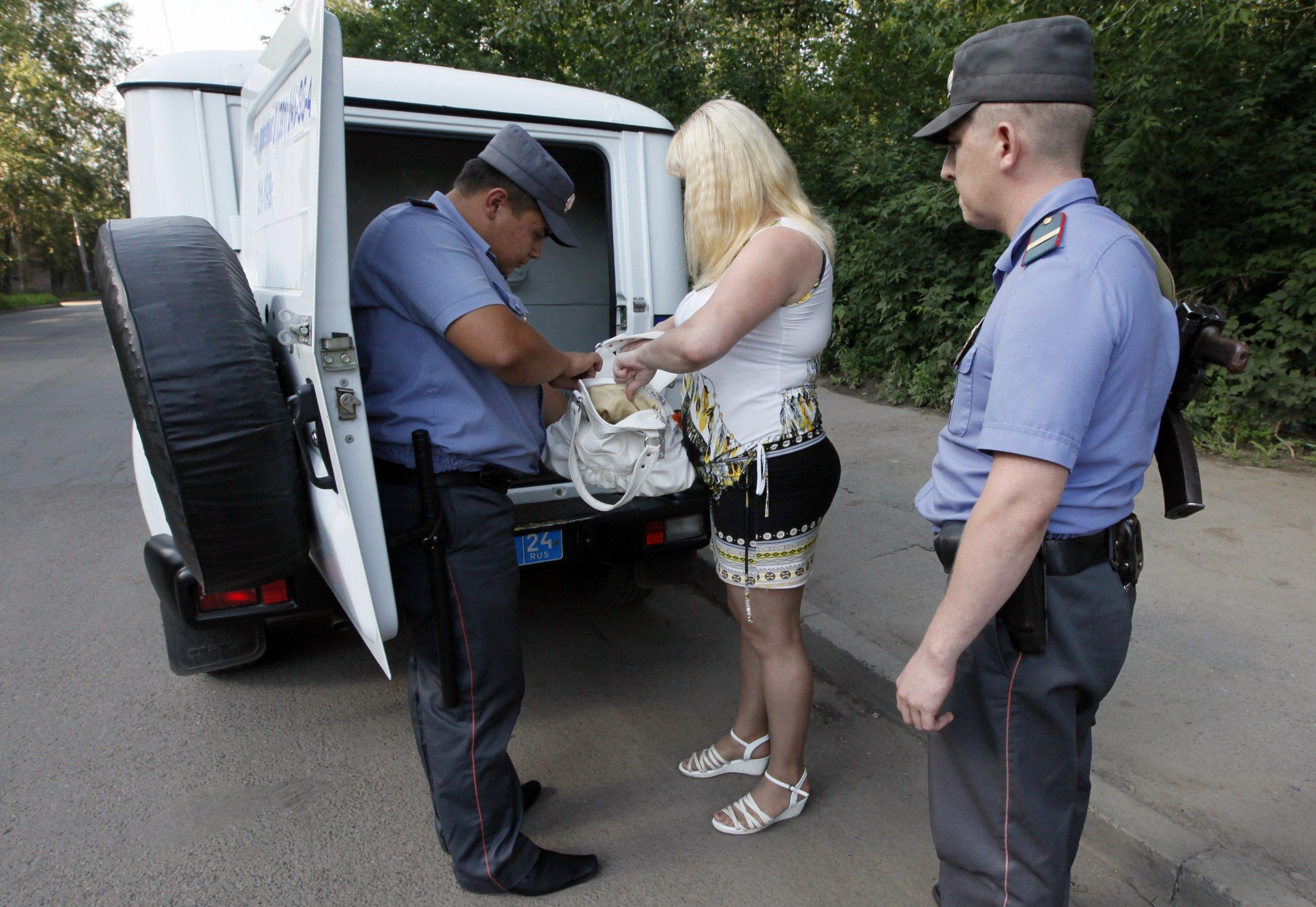 Prostitute Russia