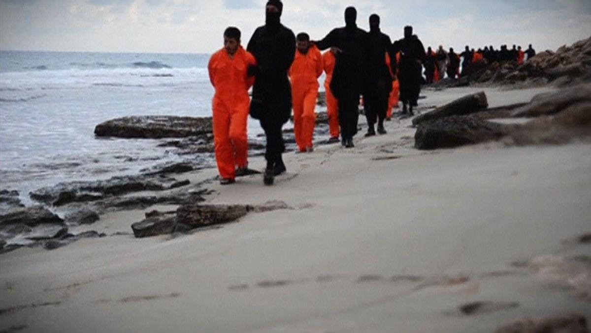 ISIS Libya North Africa Sirte