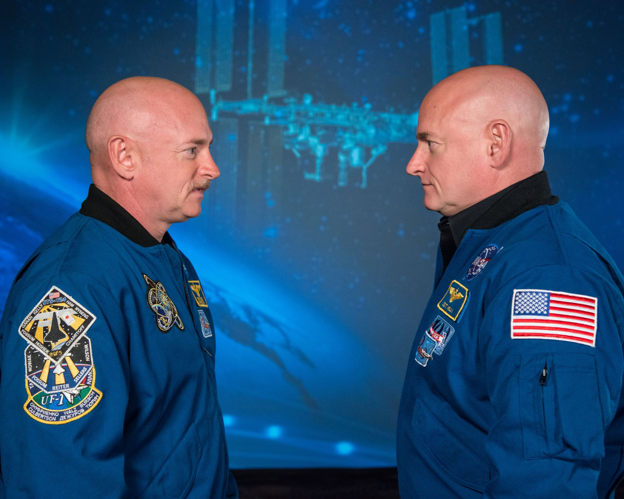 3-17-16 Scott Kelly and Mark Kelly