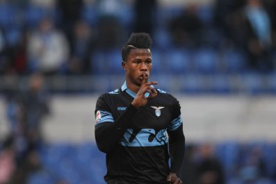 Keita Balde Diao says it is his 'dream' to play for Manchester United.