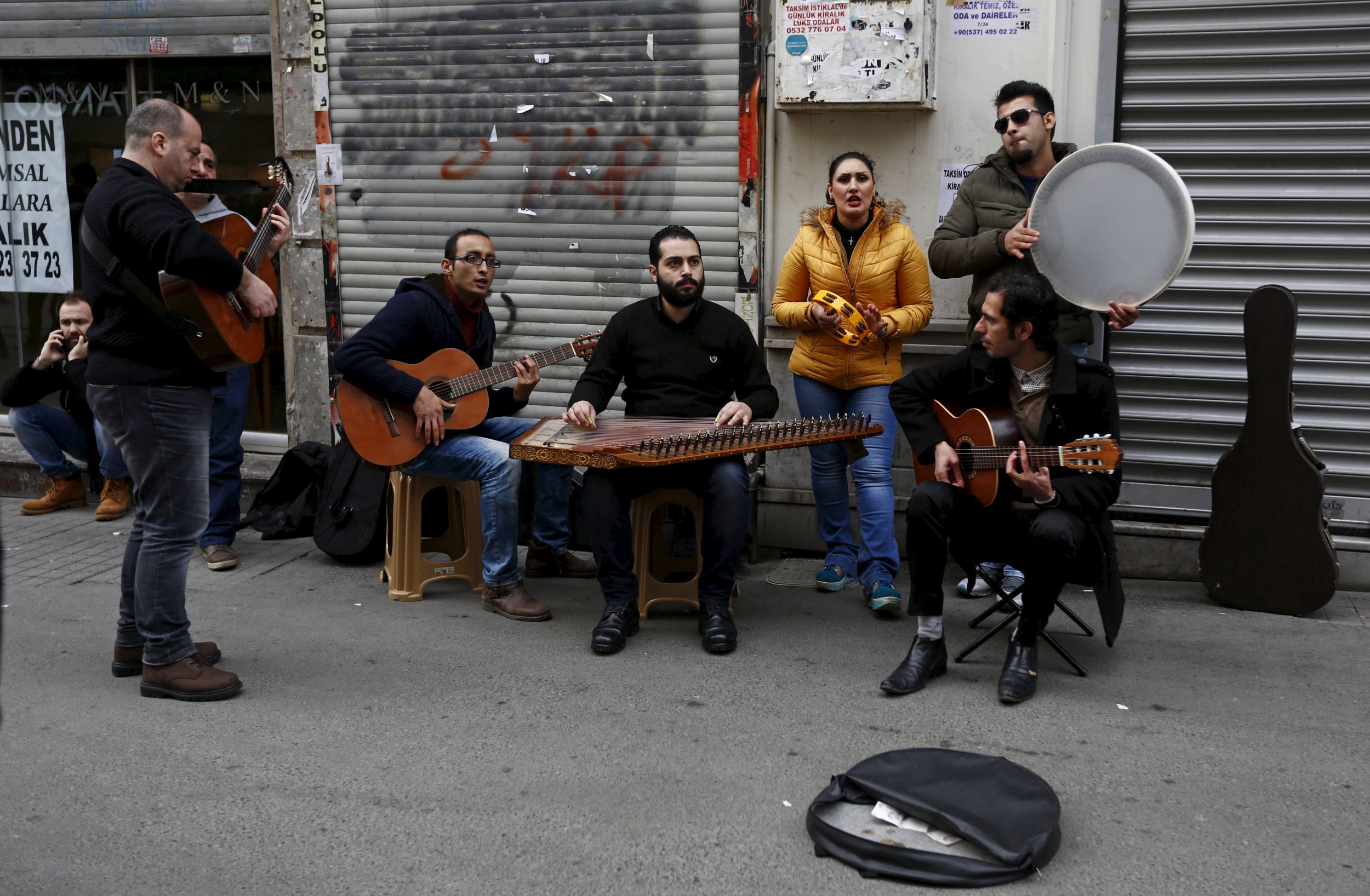 17/02/2016_Syrian Band
