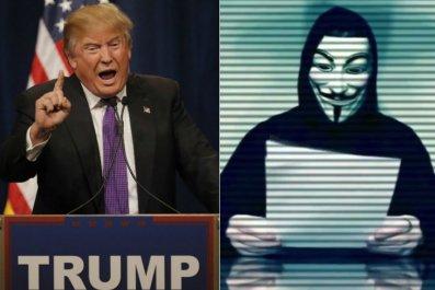 anonymous donald trump campaign OpTrump
