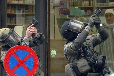 Belgium Europe Middle East Paris Attacks
