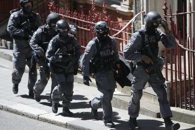 Britain Police ISIS Terror Extremism
