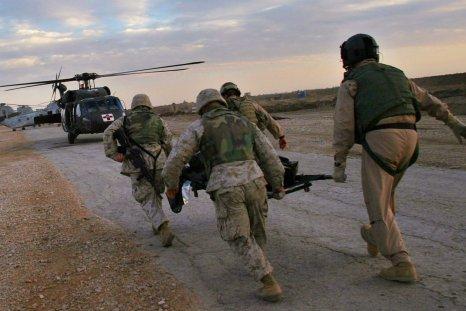 ISIS Iraq Marines Baghdad