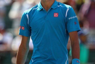 Novak Djokovic won the BNP Paribas Open in Indian Wells on Sunday.