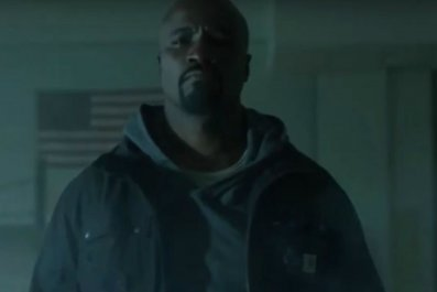 Luke Cage starring Mike Colter