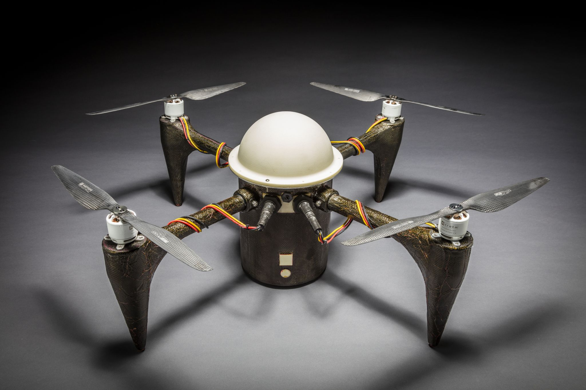 drone underwater john hopkins avroto