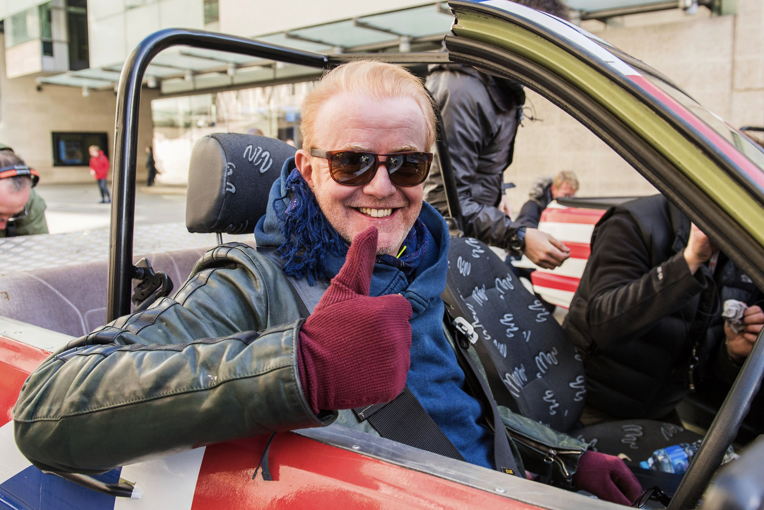 BBC Top Gear - Chris Evans